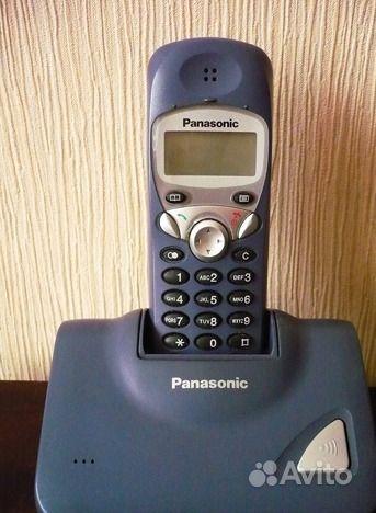 dect-телефона panasonic kx