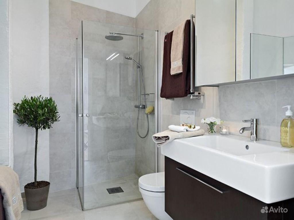 Дизайн ванной комнаты 2017-2018 без туалета