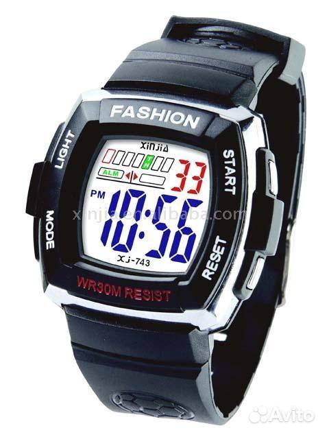 Купить часы детские наручные электронные