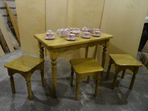 Услуги - мебель из дерева под заказ в нижегородской области .