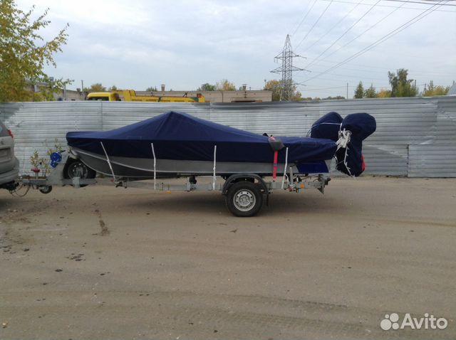 тент транспортировочный для лодки прогресс 4
