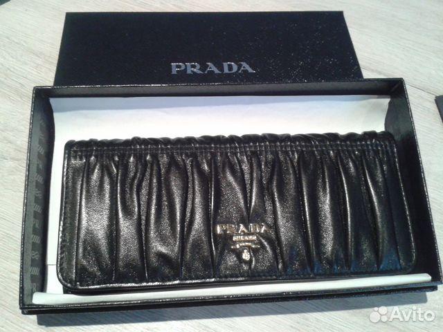 Архив: Кошелек Prada! Люкс реплика: 3 000 тг - Другие
