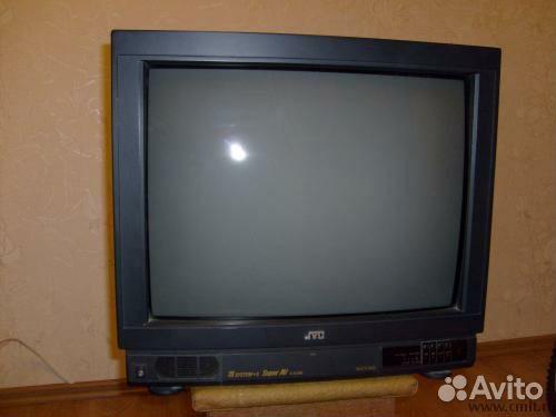 Телевизор JVC C-S2180M Япония