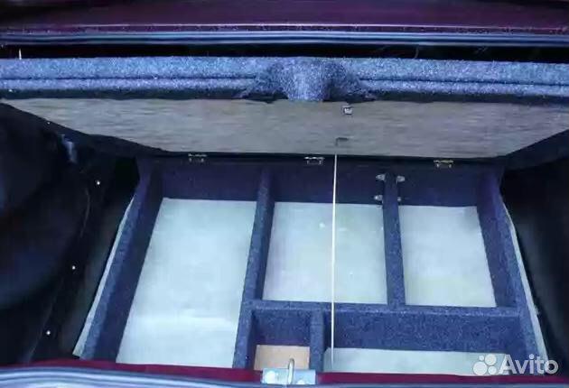Багажник ваз 2105
