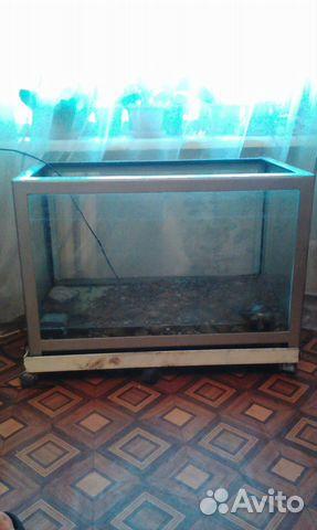 Аквариум на 300 литров размеры стекла