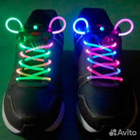 Как сделать своими руками светящиеся шнурки