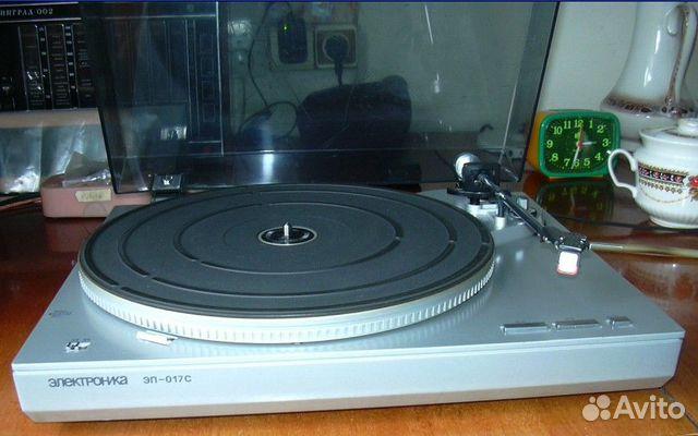 Электроника эп-017С.