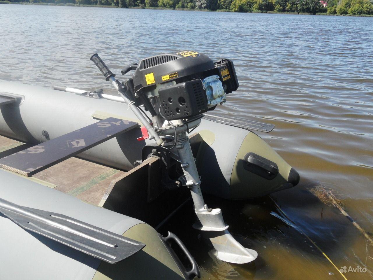 авито лодочные моторы оса
