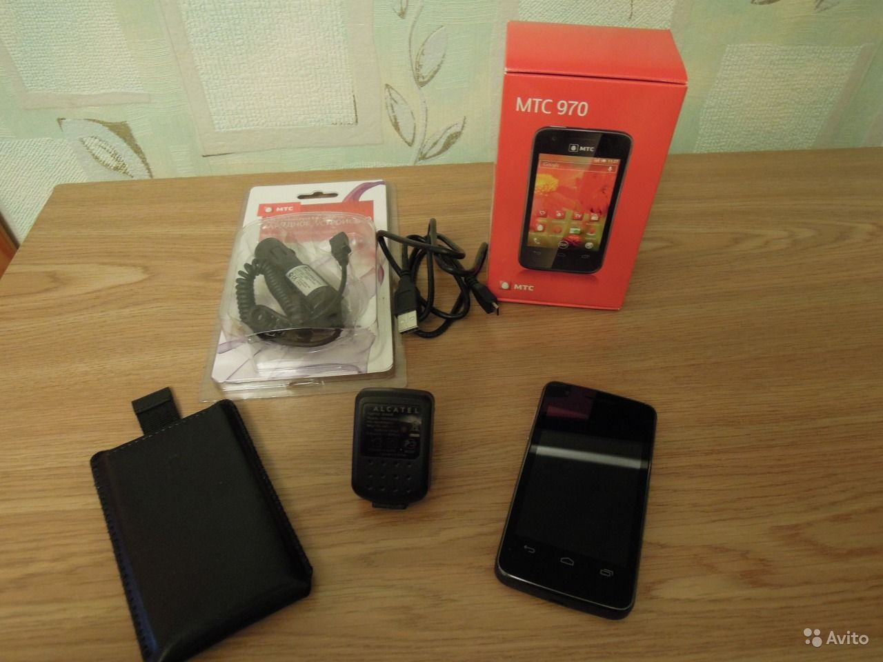 телефон мтс 970h инструкция