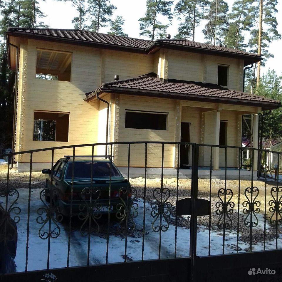 Строительство домов,бань,хоз.блоков,канализация, д купить на Вуёк.ру - фотография № 3