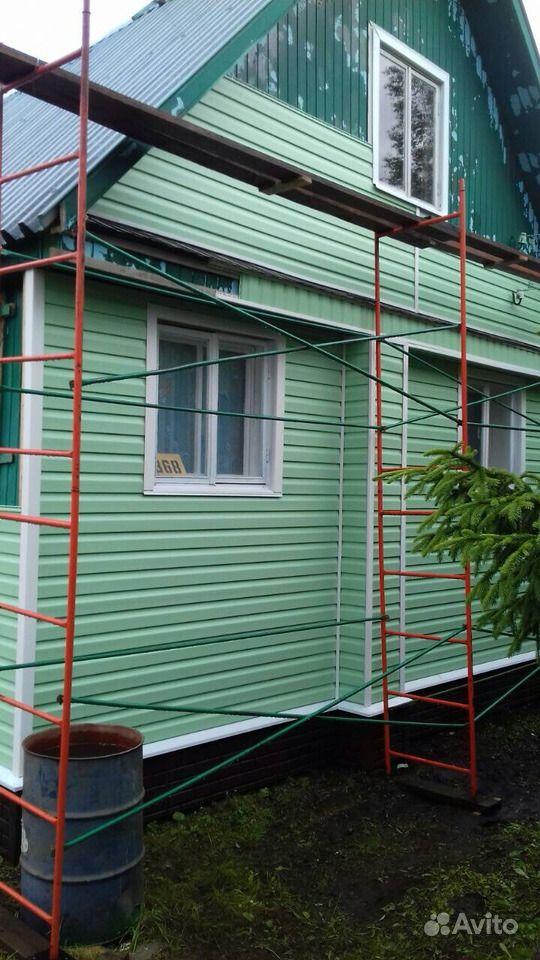 Строительство домов,бань,хоз.блоков,канализация, д купить на Вуёк.ру - фотография № 6