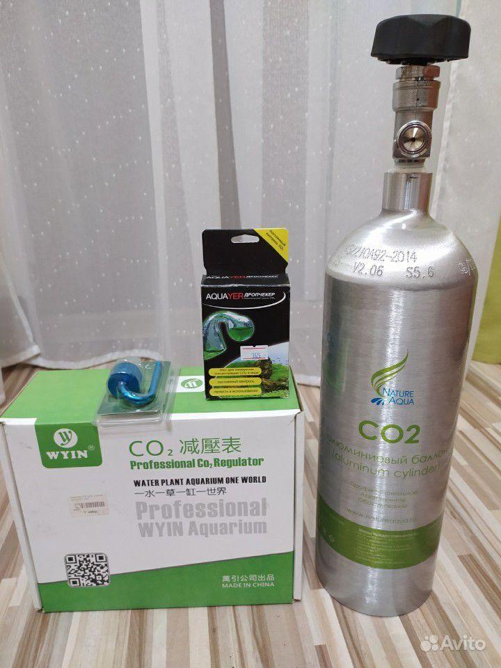 Новая система co2, полный комплект купить на Зозу.ру - фотография № 1