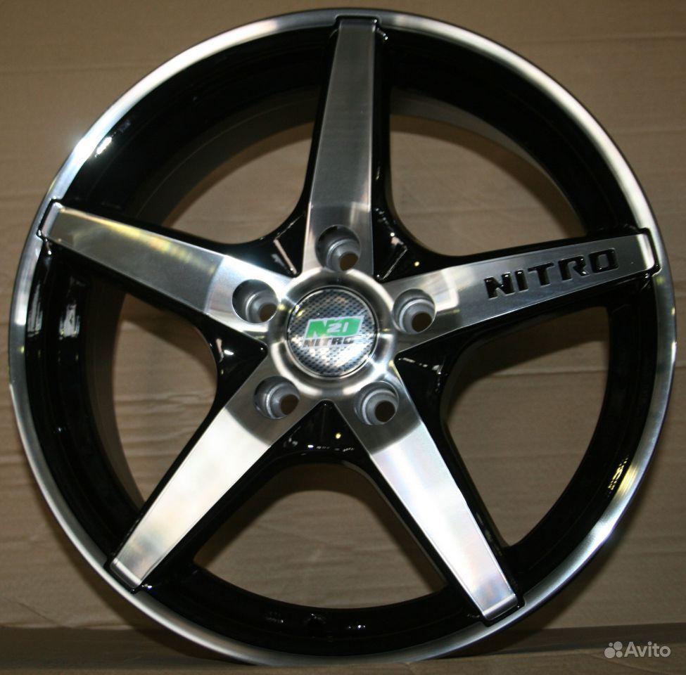 Литые диски на Chevrolet Lacetti -Nitro Y3119 R15 купить в ...