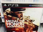 Medal of Honor: Warfighter Sony Playstation 3 PS3