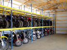 Хранение и ремонт мотоциклов свао