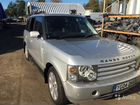 Двс и кпп Land Rover Range Rover 3 (LM) 2002-2012