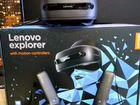 Lenovo explorer VR шлем