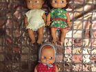Куклы винтажные гдр