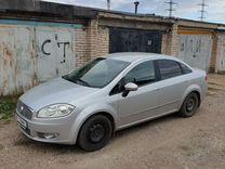 FIAT Linea 1.4МТ, 2011, 142449км