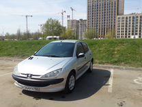 Peugeot 206, 2008 г., Москва