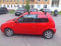 Volkswagen Lupo, 2001 г., Москва