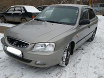 Hyundai Accent, 2007 г., Екатеринбург