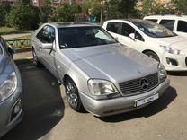 Mercedes-Benz CL-класс, 1993