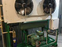 Холодильный агрегат Битцер(Bitzer) 4H -15.2 б/у