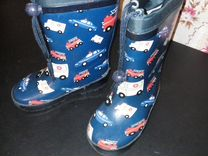 Резиновые сапожки 24 р — Детская одежда и обувь в Москве