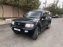 Mitsubishi Montero, 2002