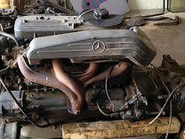Мерседес(Mercedes) 814 Двигатель ом366