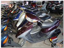 Скутер из Японии 49 куб. см — Мотоциклы и мототехника в Москве