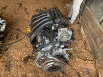 Контрактный мотор MR20 2.0 Nissan Qashqai J10