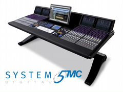 Euphonix System 5 MC (32 fader system in a frame)