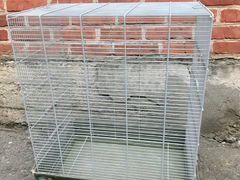 Клетка большая для птиц, попугая, грызунов