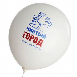 Печать на воздушных шарах с доставкой по РФ объявление продам