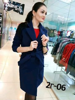 Новое женское пальто