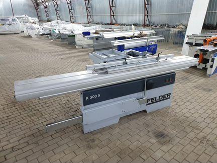 Форматно раскроечный станок felder K500S объявление продам