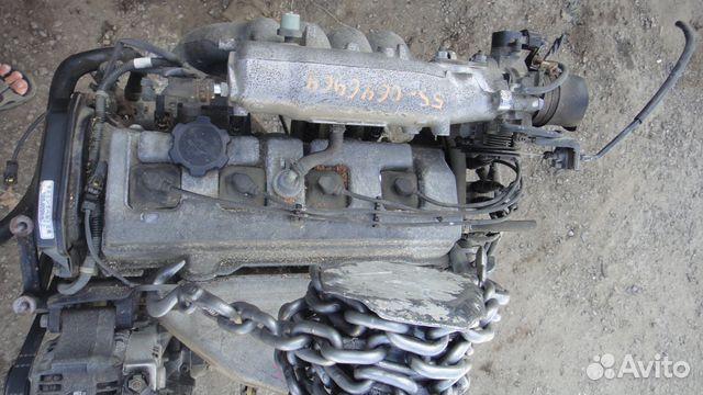 двигатель toyota 5s-fe