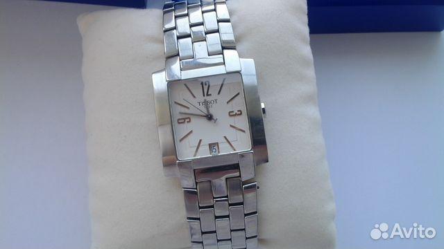 Часы tissot ttouch t17158652