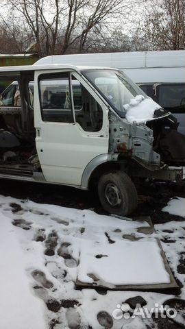 Кузовные части на форд транзит в москве фото 237-382