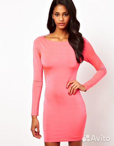 платье с открытой спиной доставка 1 день