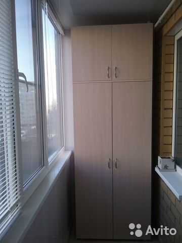 Шкафы на балкон купить в ставропольском крае на avito - объя.