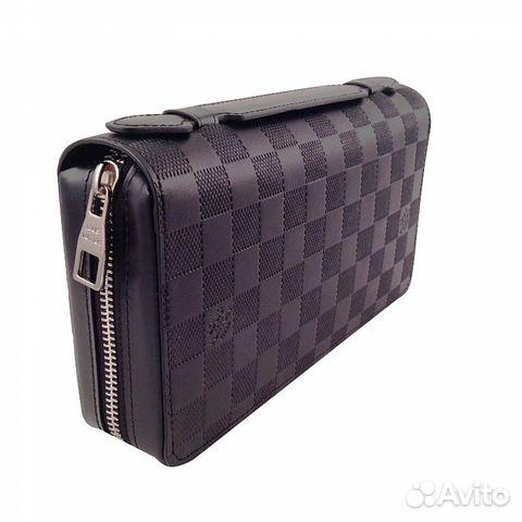79df9890c198 Мужской клатч, бумажник Louis Vuitton Zippy Xl   Festima.Ru ...