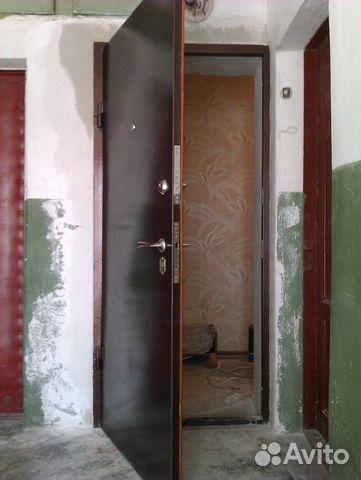 изготовление и установка металлической двери на две квартиры