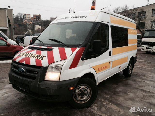 Кузовные части на форд транзит в москве фото 237-685