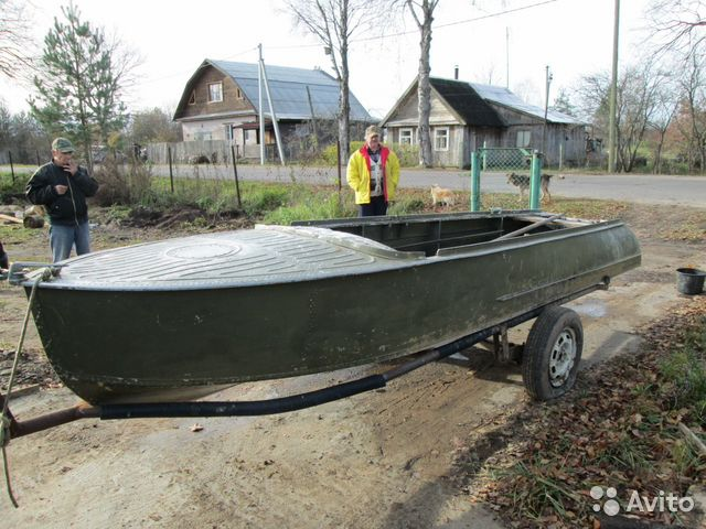 продажа лодок в новгородской обл