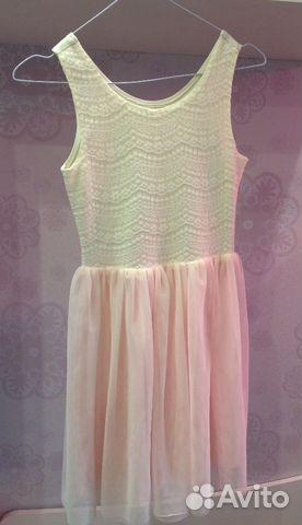 75044c2c1e4 Нарядное платье для девочки 11-12 лет купить в Москве на Avito ...