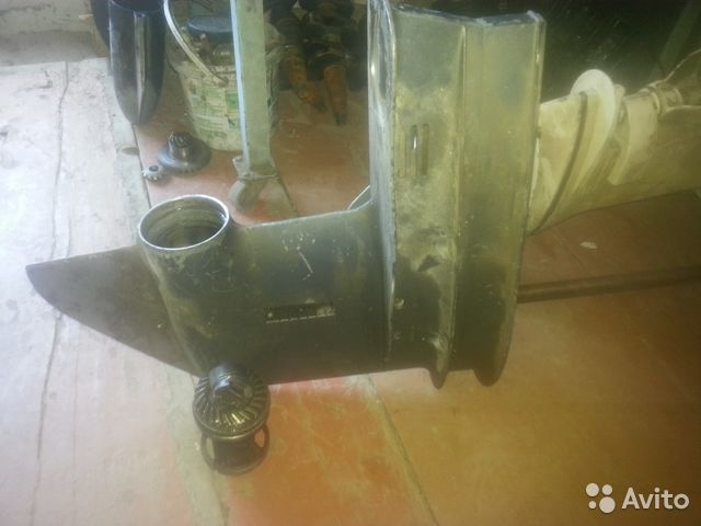 лодочные моторы москва редуктор