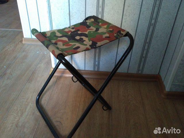 складной стульчик для рыбалки авито